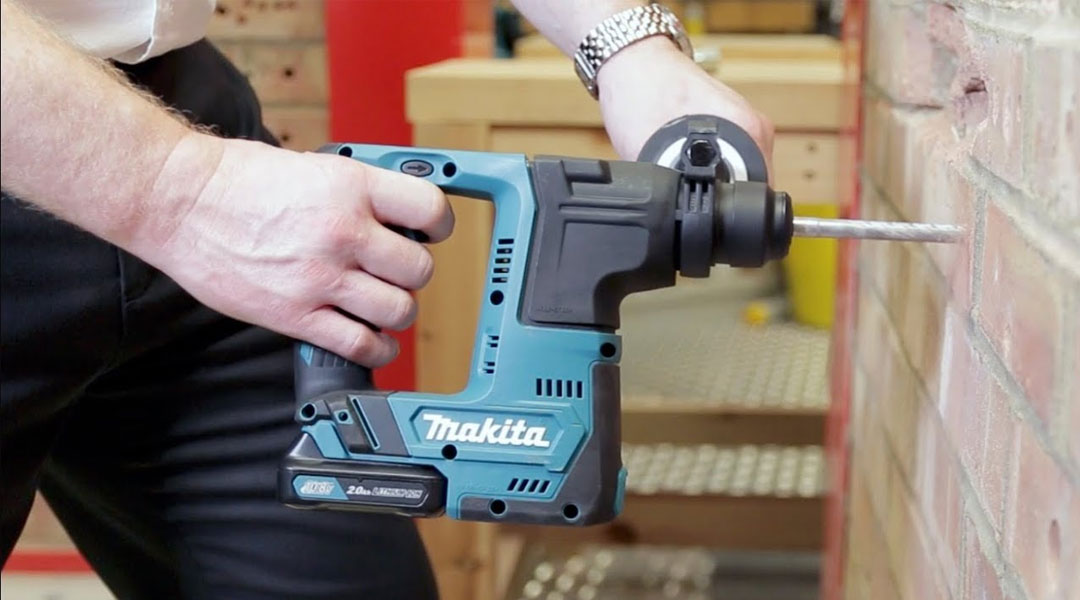 Problem face with SDS Plus Hammer Drill – Makita HR166DZ Toptopdeal topdeal