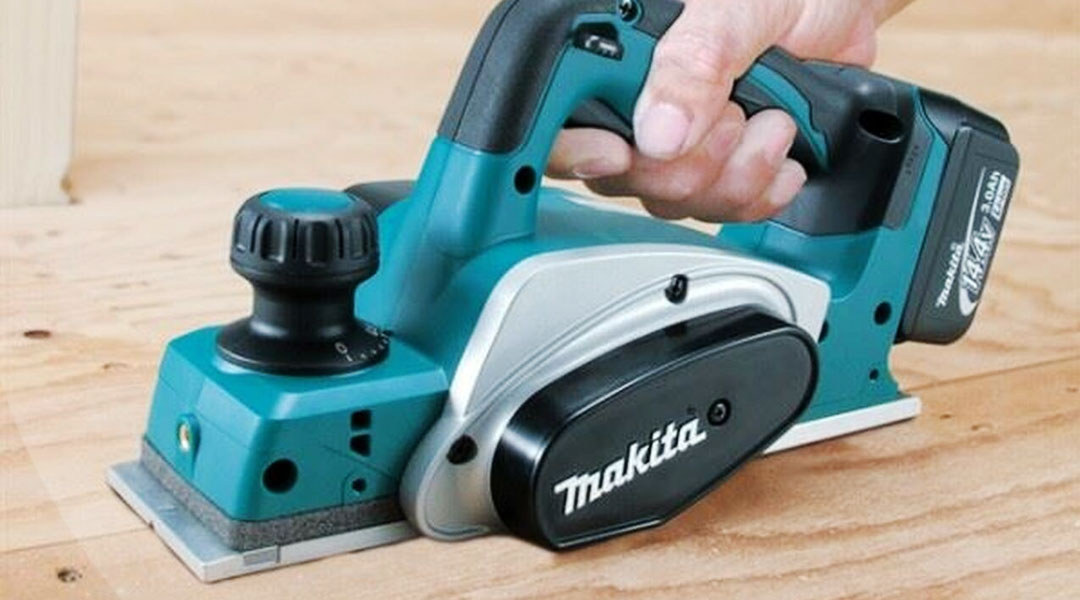 How can the DKP180Z planer Makita be used?