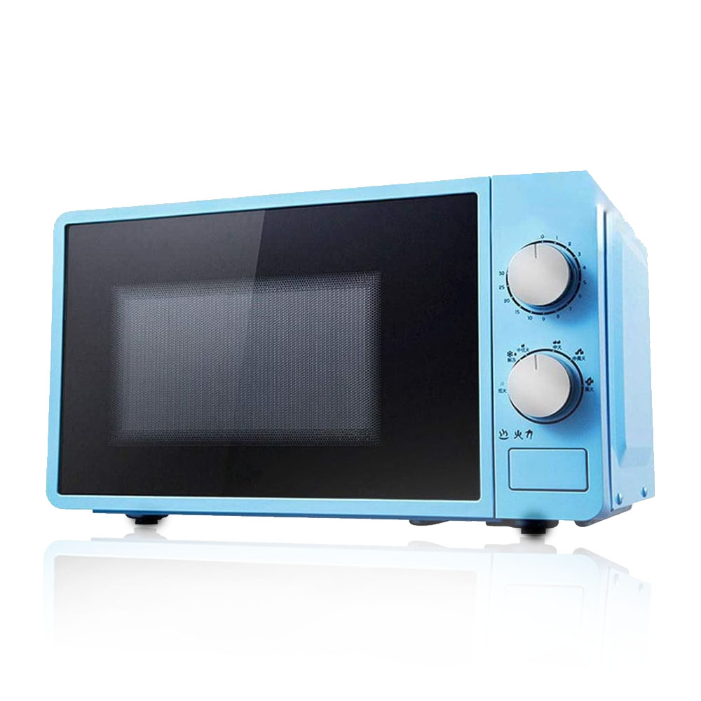 Microwave Oven 20 Litre, 800 Watt, Solo Microwave Oven with Function Defrost