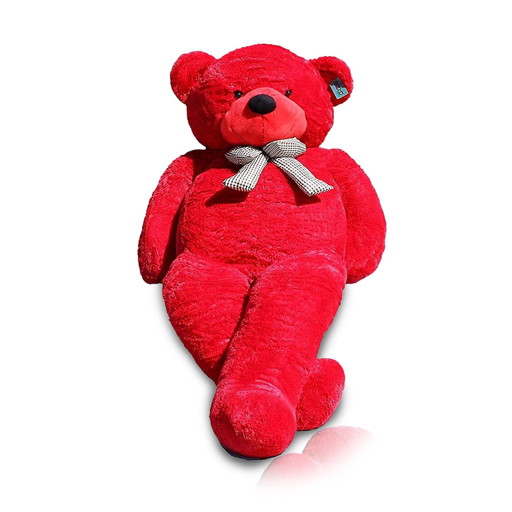 Toptopdeal-Joyfay®-Giant-Teddy-Bear-Big-Teddy-Bear-XXL-Extra-Large-Plush-Bear-Toy-Best-Gift-for-Birthday-Christmas-Valentine-Anniversary-(230-cm–wine-red)