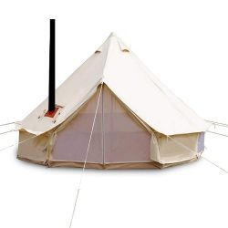 Toptopdeal-TentHome 4-Season Waterproof Cotton Bell Tent.