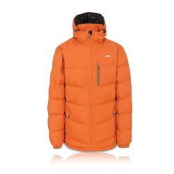 Toptopdeal-co-uk Trespass Blustery Mens Padded Jacket with Hood