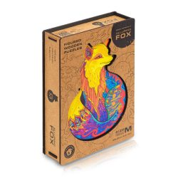 Toptopdeal-wooden-jigsaw-puzzles-for-adults-unidragon-wooden-jigsaw-puzzle-alluring-fox-Wooden-Cartoon-Fox-Design-Adult-Kids-Toy-Gift-Home-Decor-Puzzle-Jigsaw-Pieces-(A4)