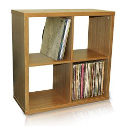 Toptopdeal WATSONS CUBE 4 Cubby Square Display Shelves