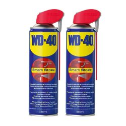 Toptopdeal-2-cans-WD40-Smart-Straw-450-ml-WD-40-All-Purpose-Spray-Multi-Function