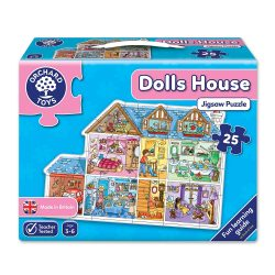Toptopdeal-Orchard-Toys-Dolls-House-Jigsaw-Puzzle