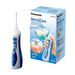 Toptopdeal-Panasonic-EW1211-Rechargeable-Dental-Oral-Irrigator-with-2-Water-Jet-Modes,-UK-2-Pin-Plug