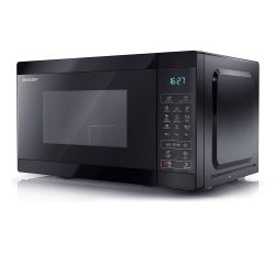Toptopdeal-Sharp-YC-MG02U-B-Digital-800-W-Microwave-Oven-with-1000-W-Grill,-20-Litre-Capacity-&-11-Power-Levels-–-Black