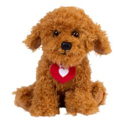 Toptopdeal-Waffle-the-Wonder-Dog-Soft-Toy-with-Sounds
