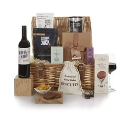 Toptopdeal-uk-The-Gourmet-Collection-Gift-Hamper---Food-Hampers-&-Gourmet-Gift-Baskets---Food-and-Wine-Hamper---Packed-in-a-Large-Traditional-Wicker-Basket