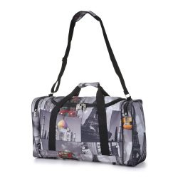 Toptopdeal-5-Cities-Lightweight-Hand-Luggage-Cabin-Sized-Sports-Duffel-Holdall