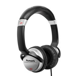 Toptopdeal-Numark-HF125---Ultra-Portable-Professional-DJ-Headphones-with-6-ft-Cable,-40-mm-Drivers-for-Extended-Response-&-Closed-Back-Design-for-Superior-Isolation