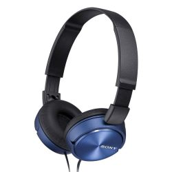 Toptopdeal-Sony-MDRZX310L.AE-Foldable-Headphones---Metallic-Blue