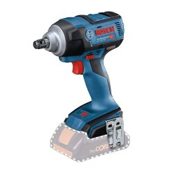 toptopdeal Bosch Professional 06019D8200 Carton 18 V System Cordless Impact Wrench GDS 18 V-300 (Battery not Included- in Cardboard Box- Blue