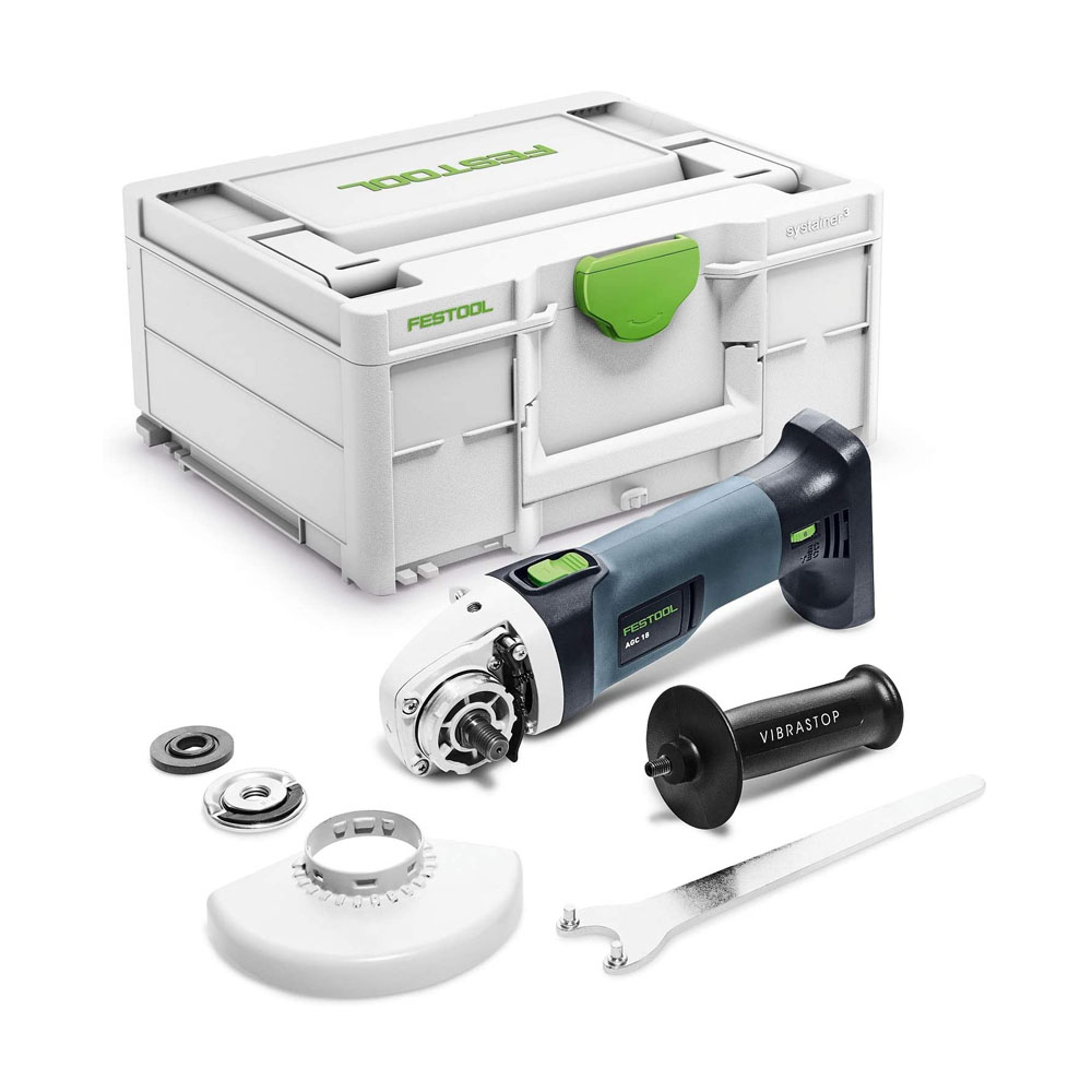 toptopdeal Festool 576825 Cordless Angle Grinder