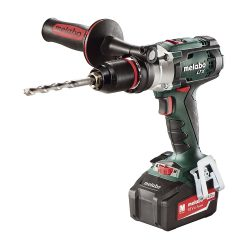 toptopdeal Metabo SB18LTX Cordless Power Extreme Impuls Combi Driver with 2 x 5