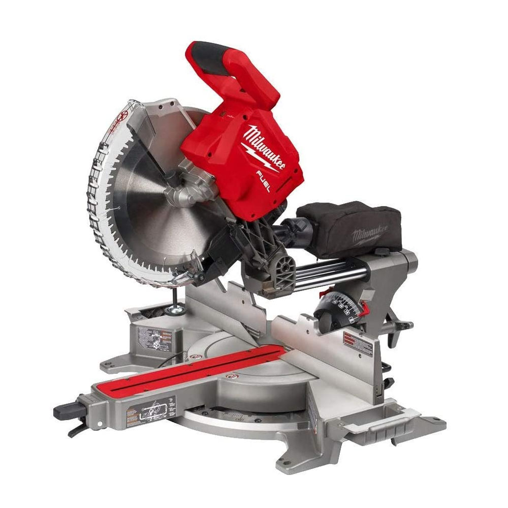 toptopdeal Milwaukee M18FMS305-0 M18 Fuel One Key 305mm Mitre Saw Body Only
