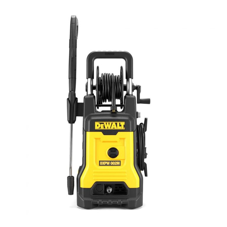 Toptopdeal-DEWALT DXPW002ME High Pressure Washer Black Yellow
