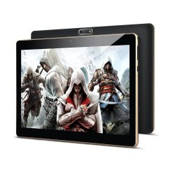 toptopdeal 10.1'' Inch Google android Tablet PC,PADGENE Android 8.1 Phablet Tablet Quad Core Pad with 2GB RAM 32GB ROM, Dual Camera, 5G WiFi, Bluetooth, GPS,1280x800...