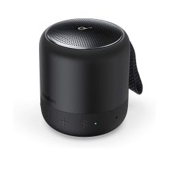 toptopdeal Anker Soundcore Mini 3 Bluetooth Speaker, BassUp and PartyCast Technology, USB-C, Waterproof