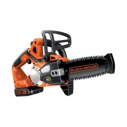 toptopdeal BLACK+DECKER GKC1820L20-GB Cordless 20 cm Chainsaw with 2 Ah Lithium Ion Battery-18 V