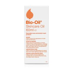 toptopdeal Bio-Oil Skincare Oil - Improve the Appearance of Scars, Stretch Marks and Uneven Skin Tone - 1 x 60 ml