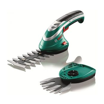 toptopdeal Bosch 600833172 Cordless Edging Shear Set Isio