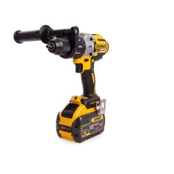 toptopdeal Dewalt DCD996X1-GB Cordless XR 3 Speed Brushless Combi Drill- 830 W- 18 V- Yellow