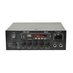toptopdeal Digital Stereo Amplifier With Bluetooth Wireless Connectivity