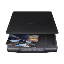 toptopdeal Epson Perfection V39 Photo and Document Scanner , Black
