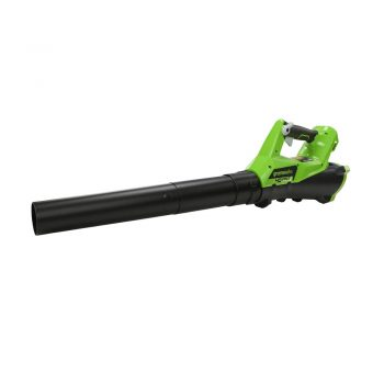 toptopdeal Greenworks Tools 40 V Axial Cordless Leaf Blower G40AB (Li-Ion 40V 177 km-h Air Speed Powerful Axial Blower with Electronic Speed Control Without Battery