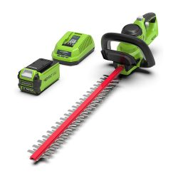 toptopdeal Greenworks Tools G40HT61K2 Cordless Hedge Trimmer