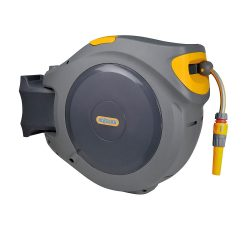toptopdeal Hozelock Auto Reel with 40m Hose