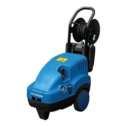 toptopdeal Hyundai HYWE15-54 3-Phase Pro Cold Water Portable Electric Pressure Washer - Blue