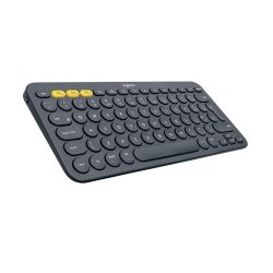 toptopdeal Logitech K380 Wireless Multi-Device Keyboard for Windows, Apple iOS, Apple TV android or Chrome, Bluetooth, Compact Space-Saving Design,...