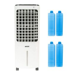 toptopdeal MYLEK Evaporative Air Cooler Portable Mobile Electric Humidifier 8ltr