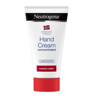 toptopdeal Neutrogena Norwegian Formula Hand Cream Concentrated Unscented 75 ml Immediate and Lasting Relief, 300 Applications