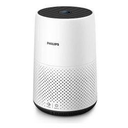 toptopdeal Philips Series 800 Compact Air Purifier for Small Rooms, Removes