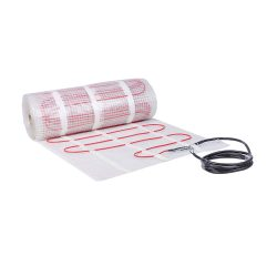 toptopdeal SEAL 30 sqft 120V Electric Radiant Self-adhesive Floor Heat Heating Syste- Easy to Install Floor Heating System Mat