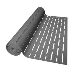toptopdeal Sika Silent Layer Mat- Grey- 1 m Wide x 12