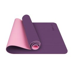 toptopdeal TOPLUS Yoga Mat, Classic Pro Yoga Mat TPE Eco Friendly Non Slip Fitness Exercise Mat with Carrying Strap