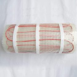 toptopdeal Underfloor Heating Mat PVC Cable Heating Mat 120V Heating Mat 14w-60sq
