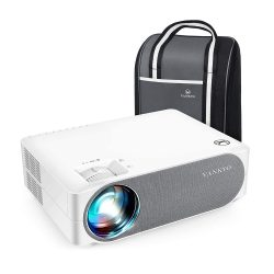 toptopdeal VANKYO Performance V630 Native 1080P Full HD Projector-300- LED Projector w-45- Electronic Keystone Correction- Compatible