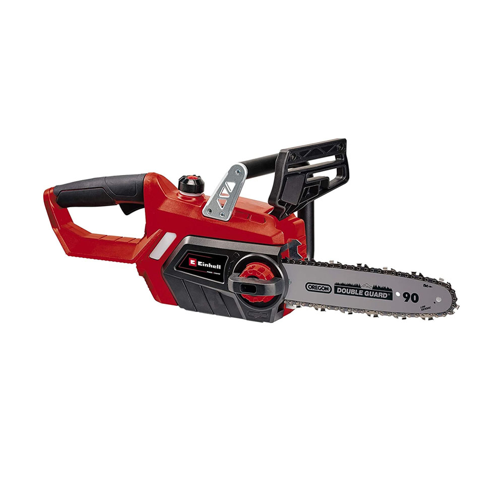 toptopdeal toptopdeal Einhell GE-LC 18-25 Li-Solo Power X-Change Cordless Chainsaw - Supplied without Battery and Charger-jpg