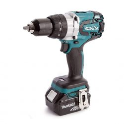 Toptopdeal Makita DHP481Z 18v Brushless Combi Drill Body with 1 x 5