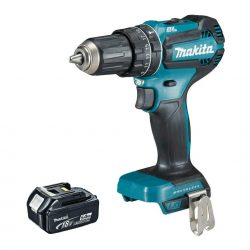 Toptopdeal Makita DHP485Z 18V LXT Li-ion Brushless Combi Drill with 1 x 5