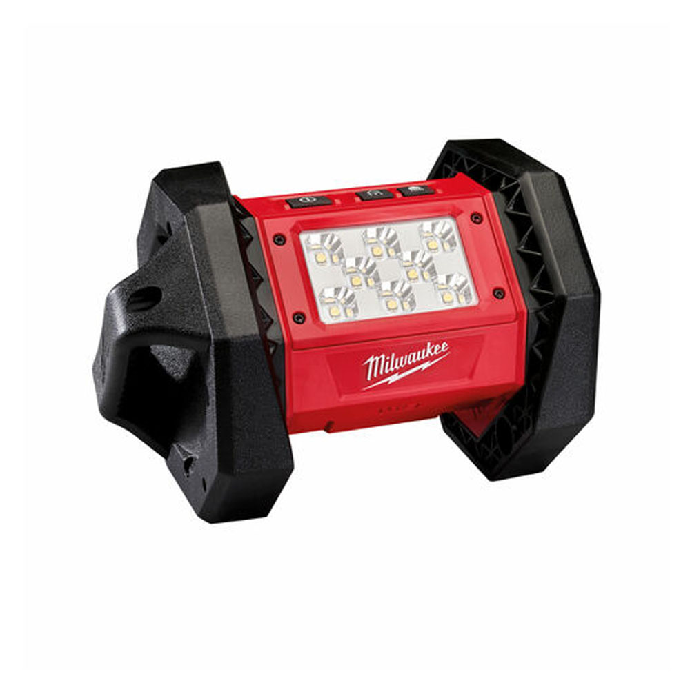 Toptopdeal Milwaukee M18AL-0 M18 LED Area Light (Naked-no Batteries or Charger), 18 V