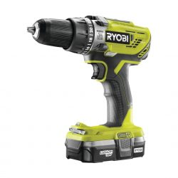 Toptopdeal.co.uk-Ryobi R18PD3-113G 18 V ONE+ Cordless Combi Drill
