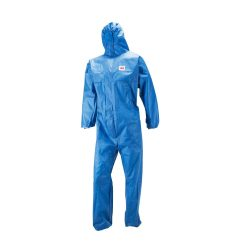 toptopdeal-3M Protective Coverall, Blue, 4532+ B-XL