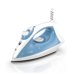toptopdeal BLACK+DECKER F210 Steam Iron with Nonstick Soleplate